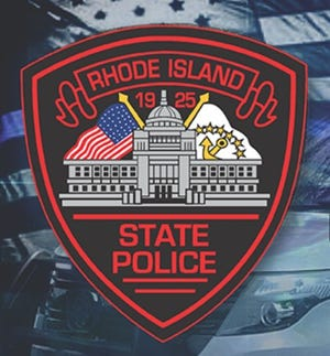 Rhode Island State Police seal