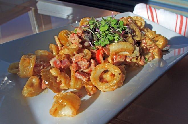 Will calamari be on your wish list for Newport Restaurant Week?