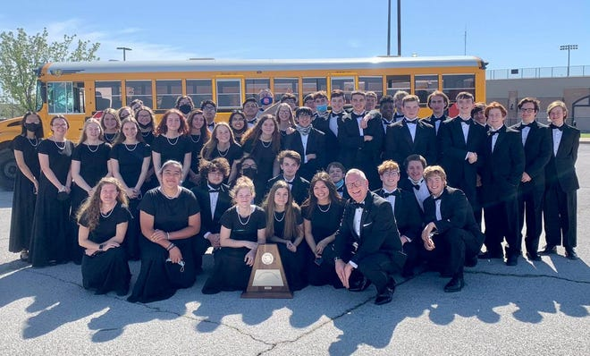The Stephenville High School Wind Ensemble earned a sweepstakes award on Wednesday, March 31, at the UIL Concert and Sight Reading competition held at Mineral Wells.