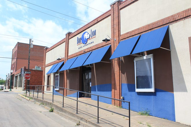 The Blue Lion at UAFS Downtown was approved as a meeting space for city business on Tuesday, April 6, 2021.