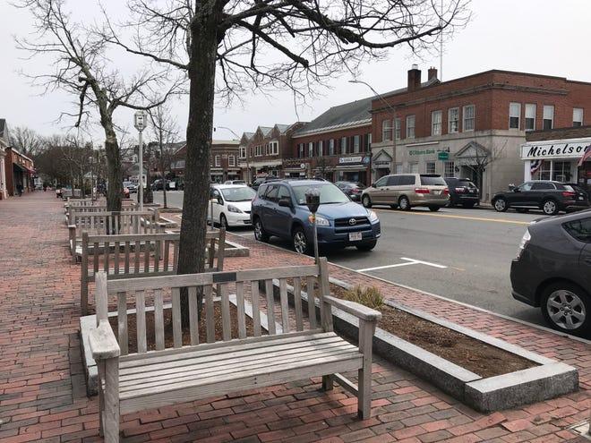 Parking along Massachusetts Avenue could soon change in Lexington.