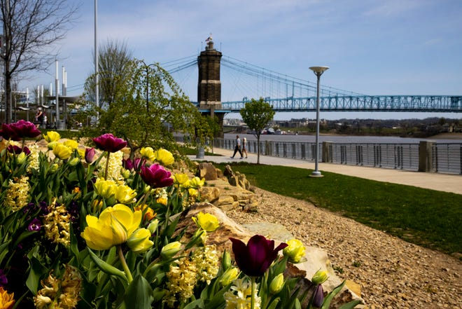 Greater Cincinnati will see highs in the 80s and some showers this week.