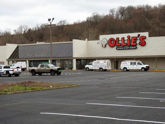 Ollie's Bargain Outlet is readying to open May 12 in the River Run Centre at the former home of Woodbury Outfitters. Hiring is taking place for 50 to 60 positions ranging from cashiers to assistant managers.