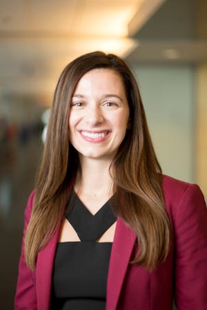 Marisa Kwiatkowski was an apprentice at the Detroit Free Press in 2002 and now is an investigative reporter for USA Today.