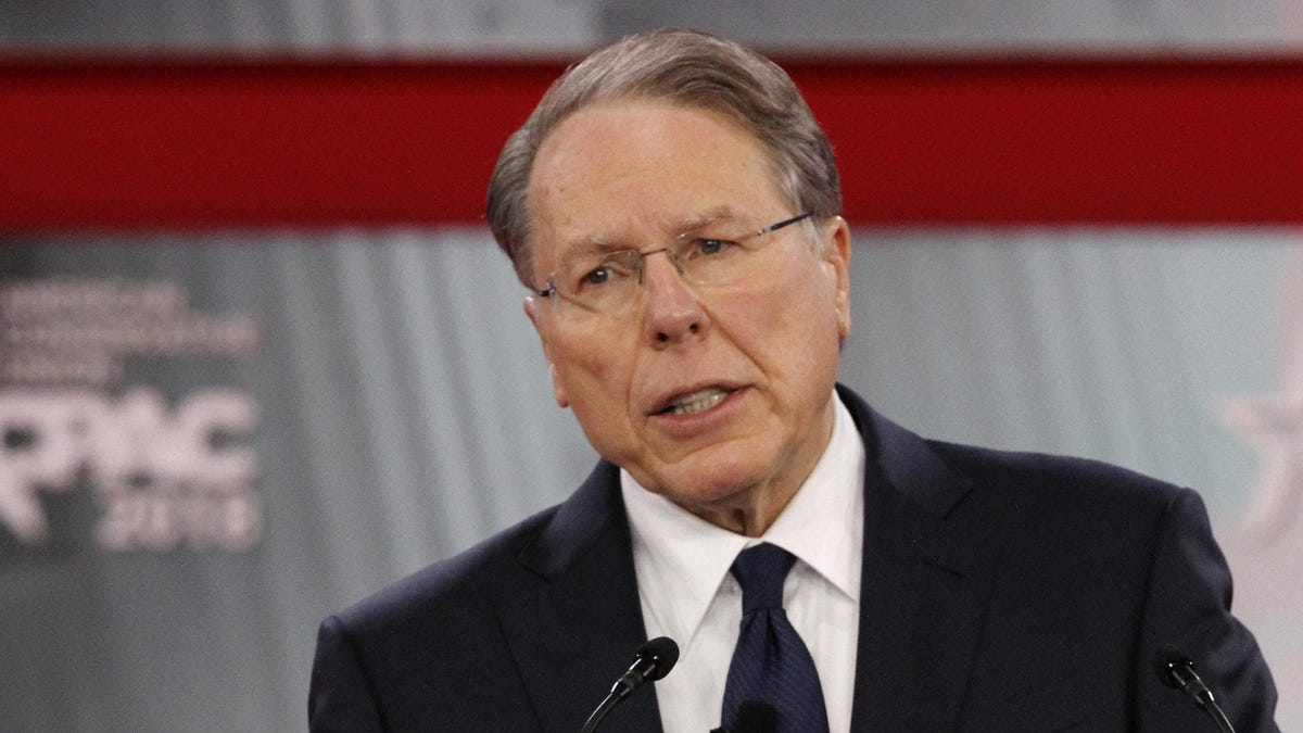 NRA leader sought refuge aboard yacht after public outrage over school shootings 2