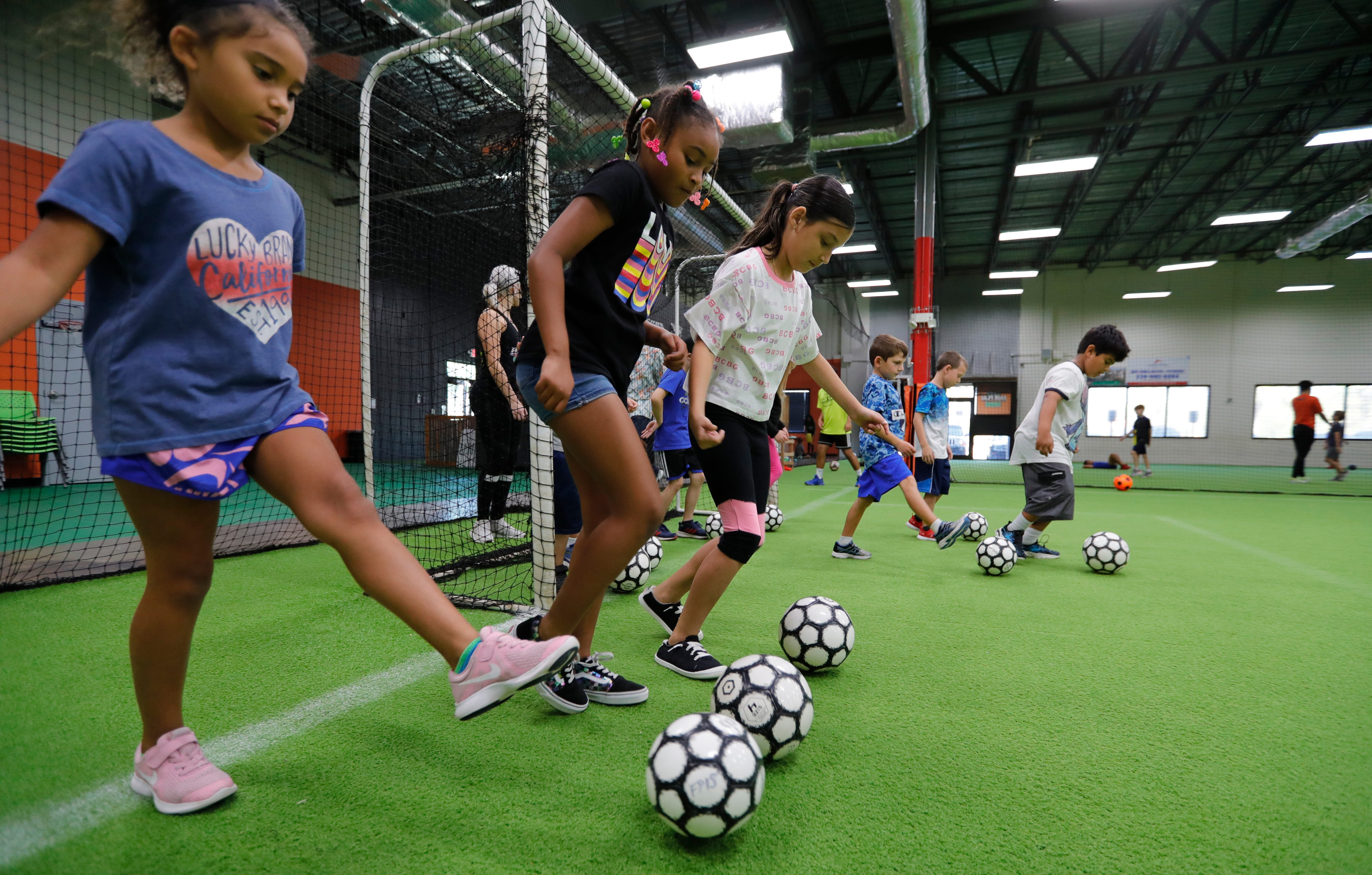 Cape Coral indoor soccer facility gets back to basics 2