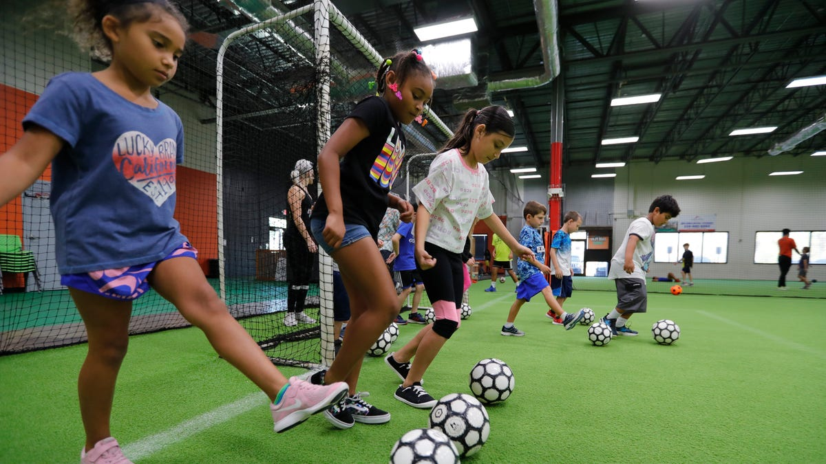 Cape Coral indoor soccer facility gets back to basics 1