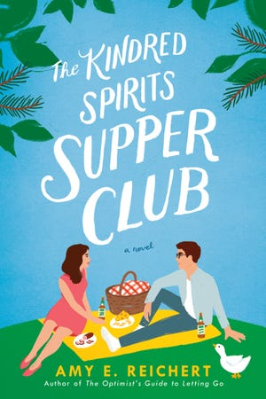 The Kindred Spirits Supper Club. By Amy E. Reichert.