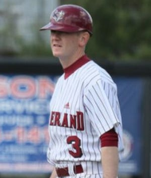 Ryan Hunt will replace his father Woody Hunt as the baseball coach at Cumberland.