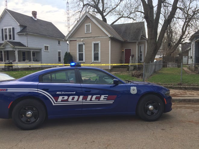 Richmond Police Department investigated a shooting Monday, April 5, 2021, in the 2000 block of Glen Court.