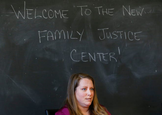 Jamie Willis is the program coordinator at the Greene County Family Justice Center.