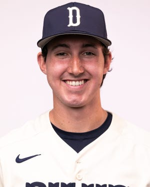For the second time this season, Dixie State junior righthander Jimmy Borzone was named TicketSmarter Western Athletic Conference Baseball Pitcher of the Week on Monday.