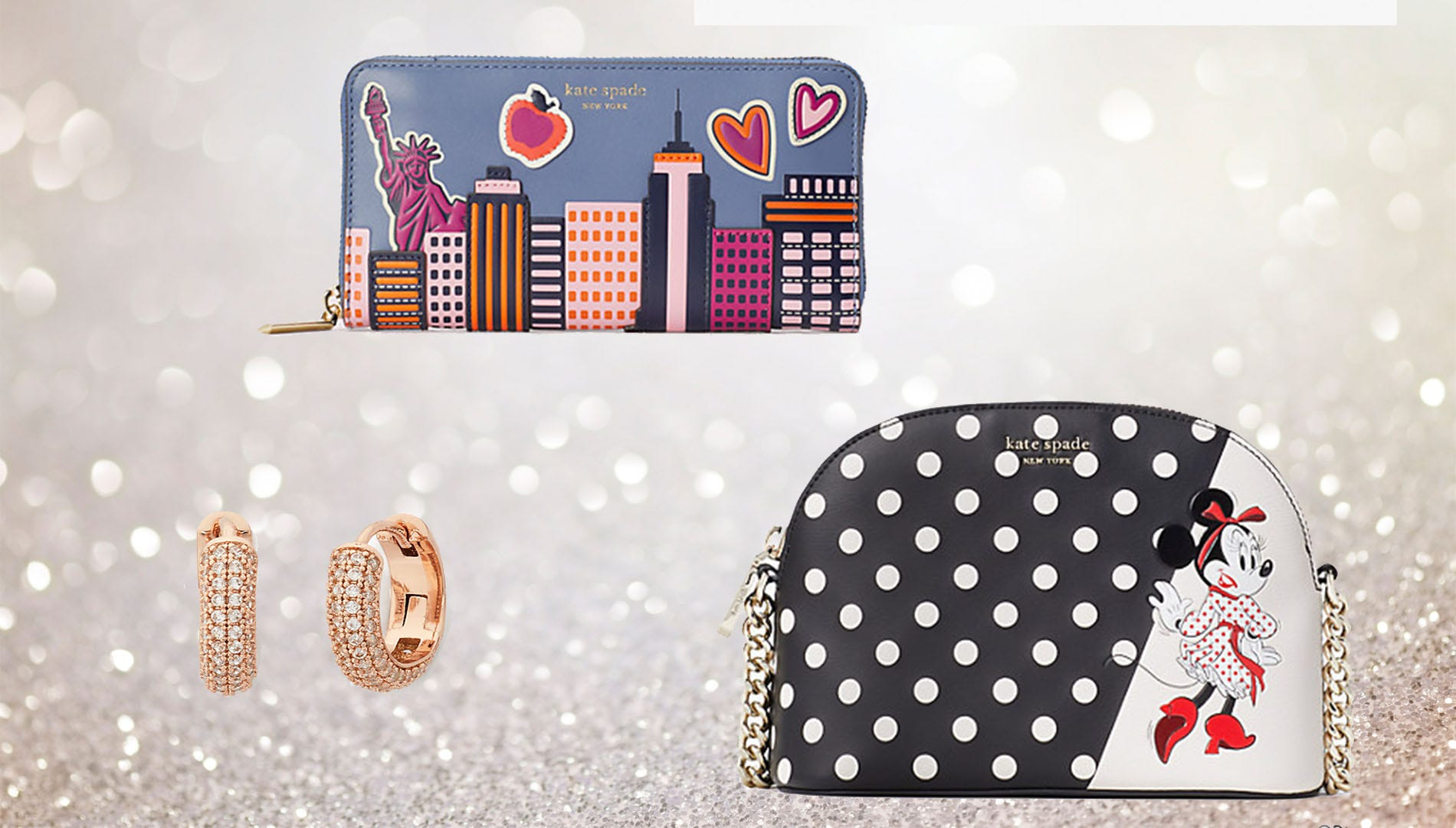 You can get a Kate Spade purse for a steal right now at the store s Rain or Shine Sale