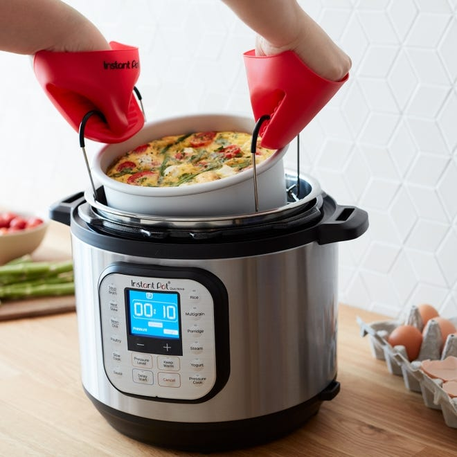 Thanks to its multi-purpose technology, the Instant Pot Duo Nova can cook a wide variety of meals