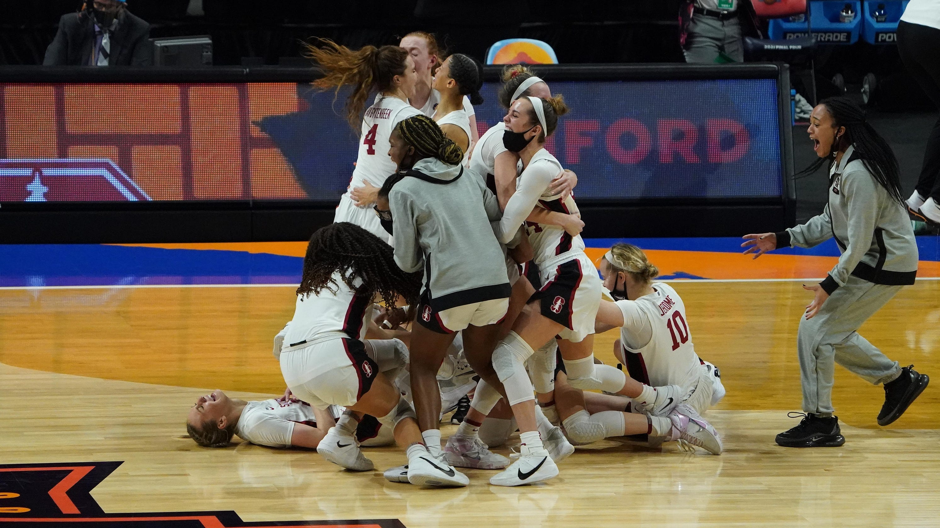 Stanford wins women's NCAA championship: Live updates and analysis from the win over Arizona – USA TODAY