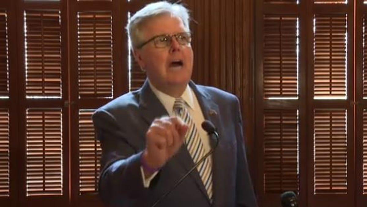 As Dan Patrick defends GOP election bills, opponents organize response