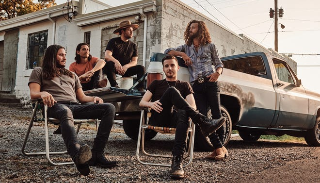 Country band LANCO is scheduled to perform at the Georgia Theatre on Sept. 16.