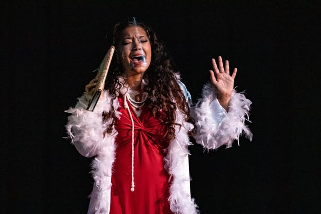 Jadyn Perza, of Ambridge Area High School, earned a Best Actress nomination in the Henry Mancini Musical Theatre Awards.