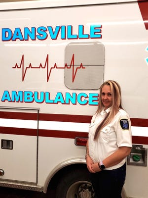 Tanya Tatu was recently elected as Director of Operations, the top operational officer of the Dansville Ambulance Company.