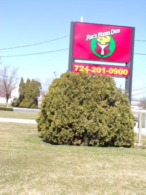 Fox's Pizza Den opened in February on Route 65 in North Sewickley Township.