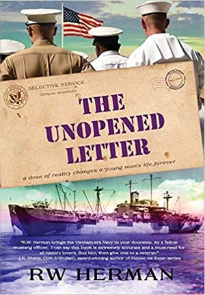 """""""The Unopened Letter"""" by RW Herman"""