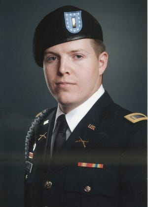Second Lieutenant Thomas G. C. Jackson