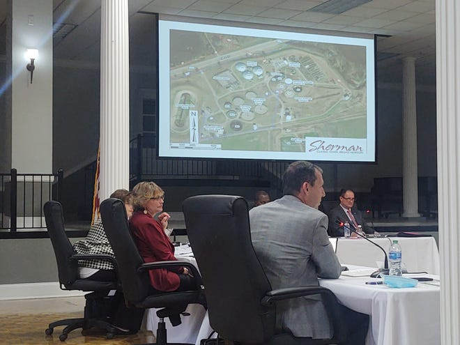 City leaders discuss a series of agreements aimed at ensuring the stability and integrity of the city's water system in the future. The discussions followed winter storms that cut water service to many residents for multiple days.