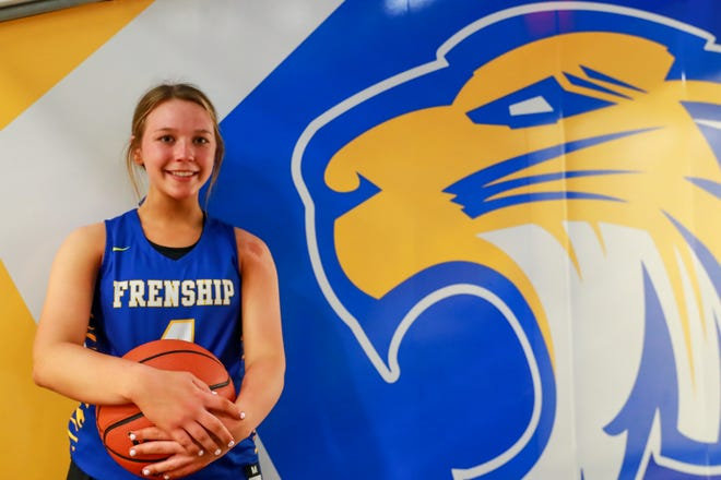 Frenship freshman guard Abbi Holder is the 2020-21 Lone Star Varsity Newcomer of the Year.