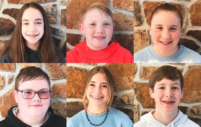 School of the Osage announces its third quarter student leaders.