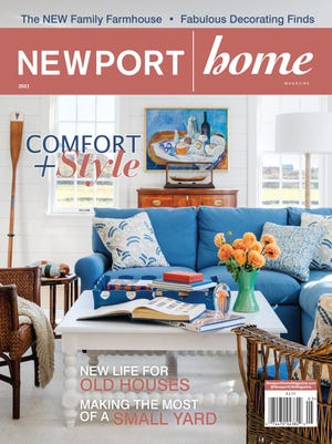 Newport Home magazine is available on local newsstands year-round.
