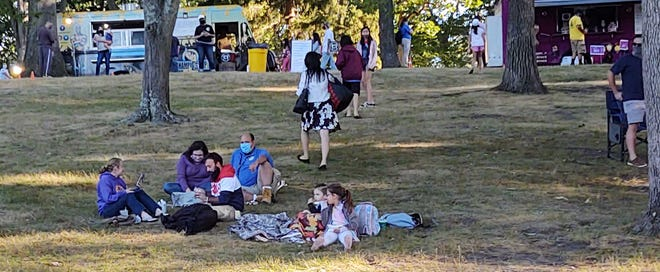 Roger Williams Park will again be the setting for Food Truck Friday starting this week.