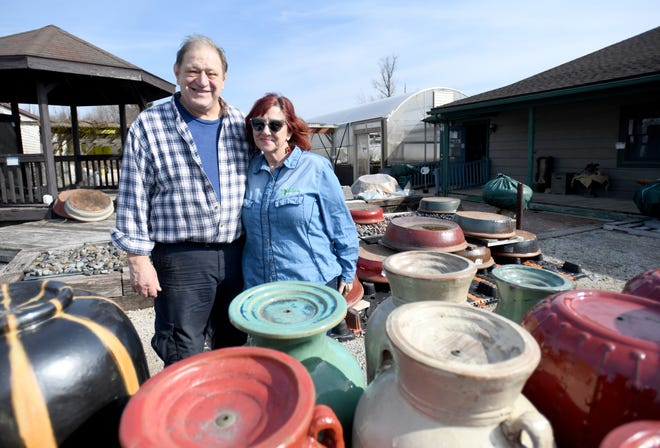 Bill and Karen Hoffman