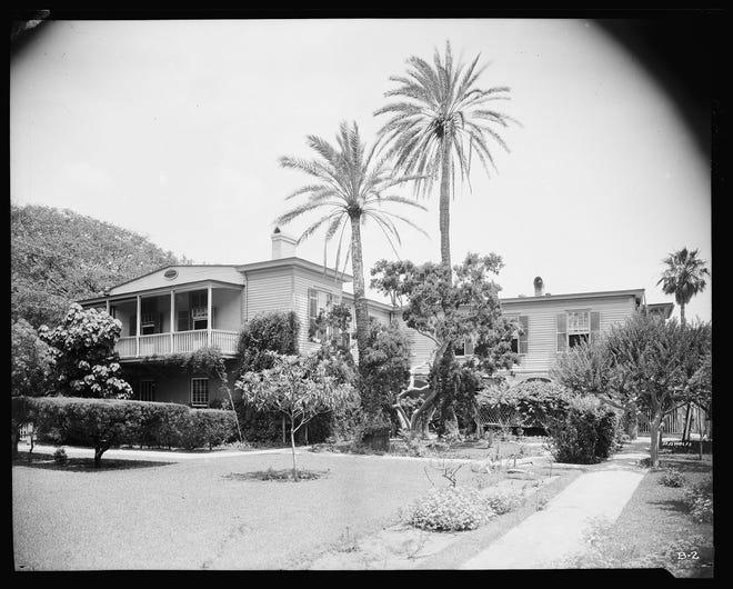 Casa Pico Peña en 1936