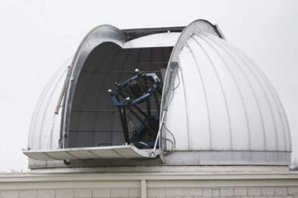 Tarleton State University's College of Science and Technology will host a virtual star party at 8 p.m. Friday, April 16 from the observatory at Hunewell Ranch.