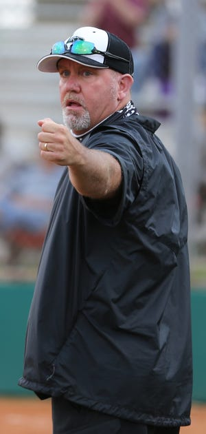 Lakewood Ranch High softball coach T.J. Goelz was named the Florida Dairy Farmers Coach of the Year in a vote by media and coaches. Goelz just completed his fourth season at the helm with the program's first state championship.