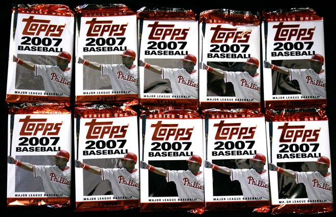 Topps has greatly expanded from its Bazooka gum days and is pushing into digital sales, apps, crypto currency and even NFTs, or non-fungible tokens.
