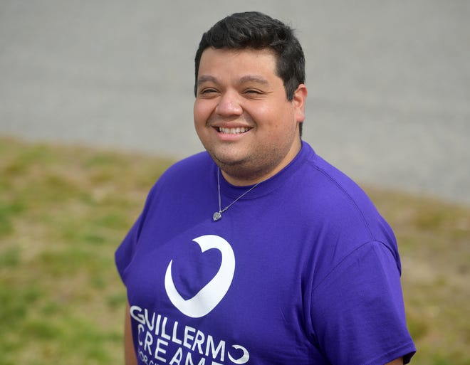 Guillermo Creamer of Worcester is seeking an at-large seat on the Worcester City Council.