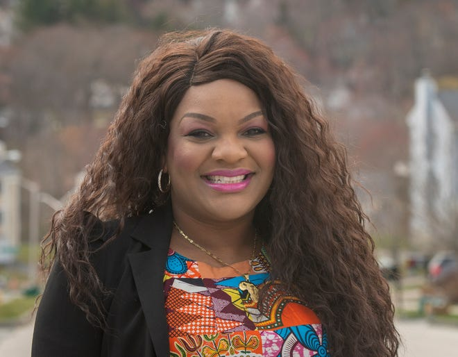 At-large City Council candidate Shirley Konneh