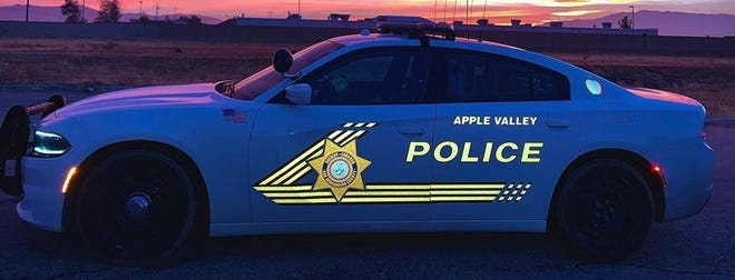 A 70-year-old man was killed whena passing vehicle struck him Easter Sunday, April 4, 2021, as the manattemptedto cross Bear Valley Road in Apple Valley.