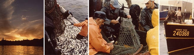 Here are some of the photos from the Cape Ann Museum archives that were taken by Robey Benson in 1979.