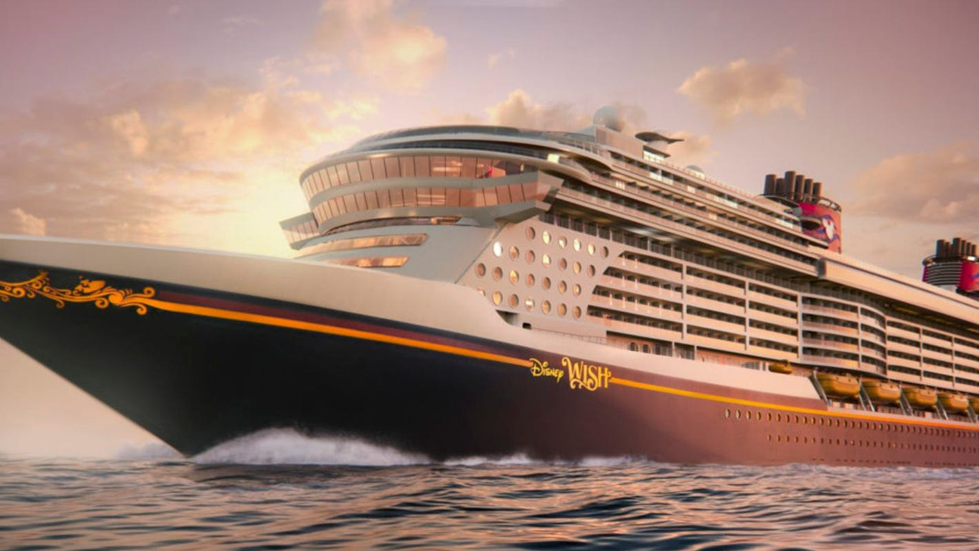 Disney Wish: Everything we know about Disney's newest cruise ship, set to sail in 2022