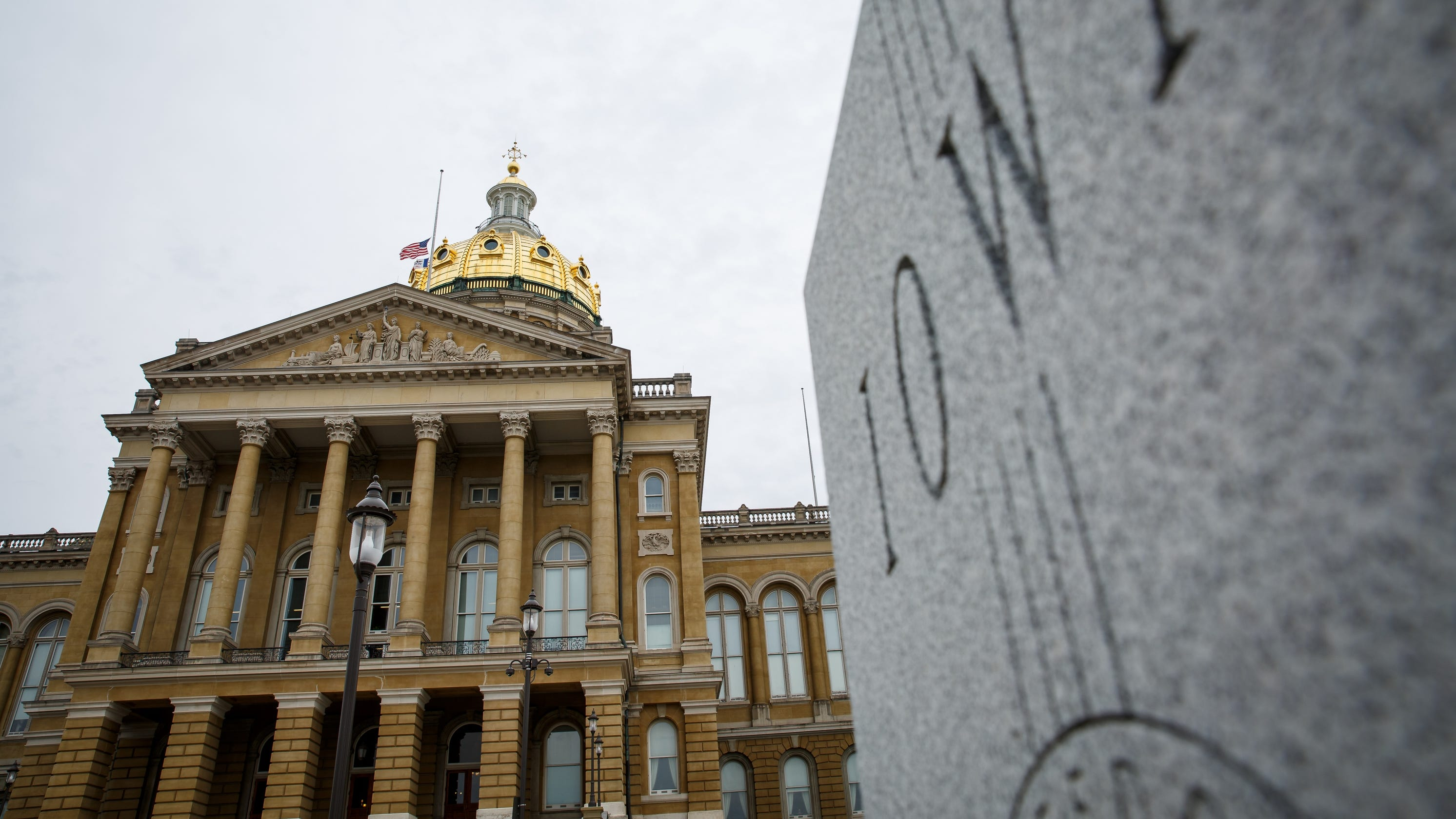 COVID in Iowa: State Senate reports another positive coronavirus test