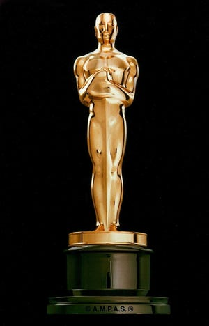 The Oscars will be presented April 25.