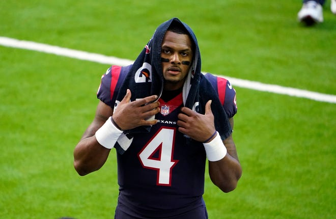 Texans quarterback Deshaun Watson has been accused of sexual assault and harassment in lawsuits filed by 21 women.