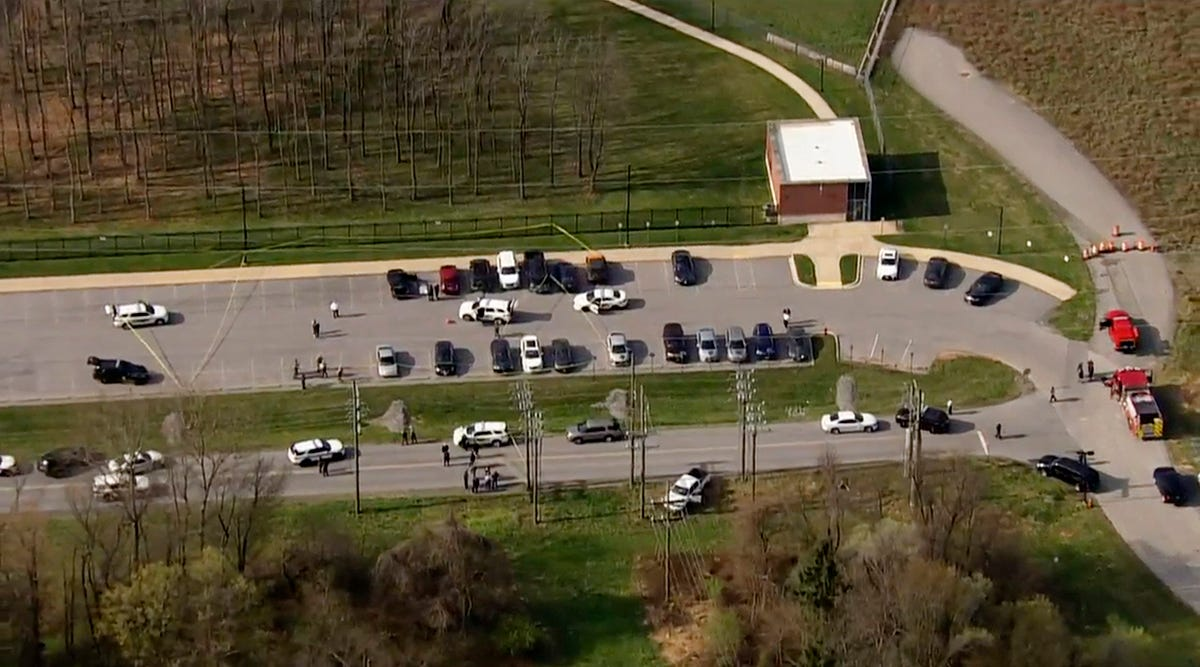 US Navy: 'Active shooter incident' at Fort Detrick 1