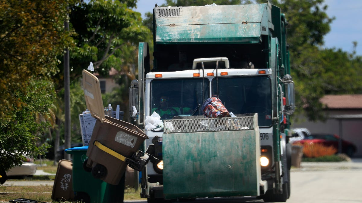 Cape Coral to Waste Pro: Pick up the trash, or pay the fines 1