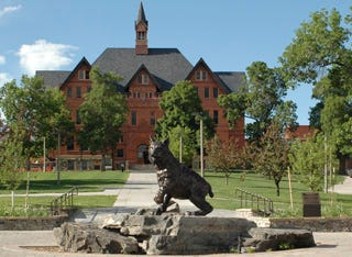 Montana State University is the flagship campus in Bozeman.