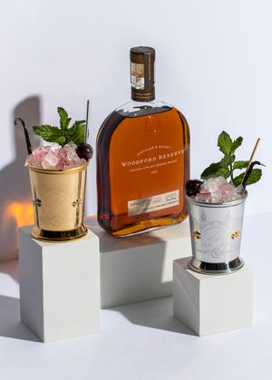 The 2021 Woodford Reserve $1,000 Mint Julep charity program, one of the Kentucky Derby's most unique annual traditions, is honoring the Black jockeys who dominated horse racing in its early years.