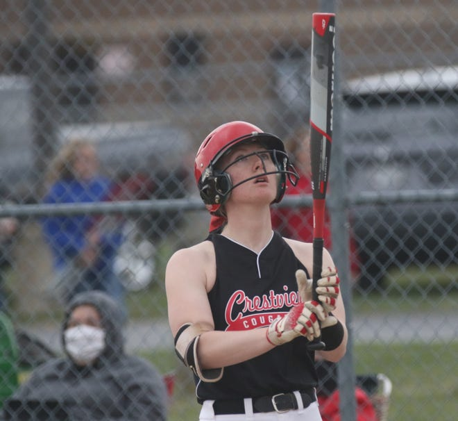 Crestview senior Autumn Bailey proves that hard work trumps hard luck every time.
