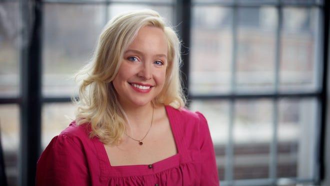 Adria Richmond in Dallas, Texas, in March 2020.